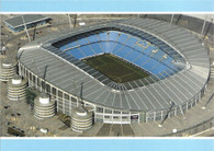 City of Manchester Stadium  (Manchester City-Willow Publishing)