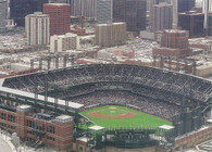 Coors Field  (1998 Rockies Issue 4)