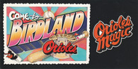 Memorial Stadium (Baltimore) (Come to Birdland)