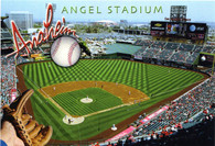 Angel Stadium of Anaheim (PC57-LOS 2642 variation)