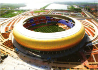 Sanmenxia Culture and Sports Center Stadium (WSPE-1187)