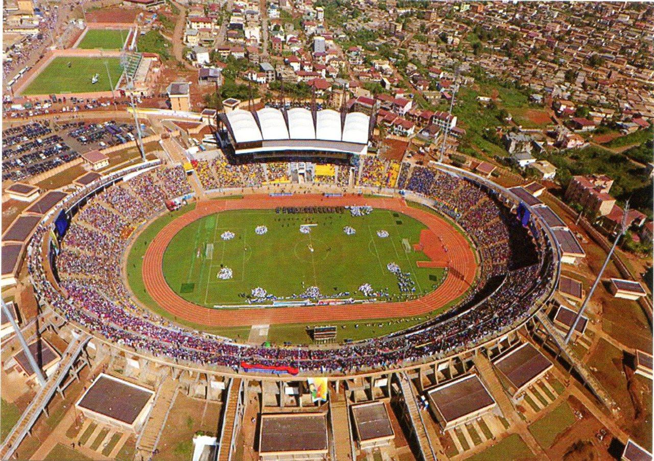 """Résultat de recherche d'images pour """"ahmadou ahidjo stadium"""""""