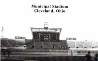 Cleveland Municipal Stadium (RA-Cleveland 6)