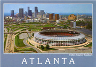 Atlanta Stadium (2US GA 66-B, 303A-203)