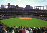 Coors Field (1998 Rockies Issue 2)