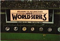 Philadelphia Veterans Stadium (No# World Series 1)