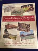 *Baseball Stadium Postcards Major League Ballparks Checklist & Price Guide