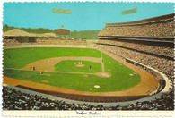 Dodger Stadium (CL.29, D-16856 deckle)