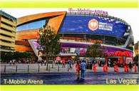 T-Mobile Arena (No# Del Coro)