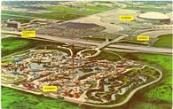 Astrodome & Colt Stadium (AW-45, 61564-C (chrome))