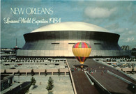 Louisiana Superdome (NO-7 1984 Exposition)