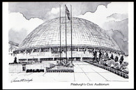 Pittsburgh Civic Arena (No# James Weigle)