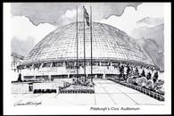 Pittsburgh Civic Arena (No# James Weigle)
