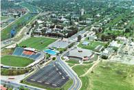 Pacific Memorial Stadium & Spanos Center (UPC-62, 86807-D)