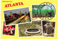 Atlanta Stadium (A-159, 811624)