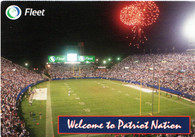 Foxboro Stadium (No# Fleet)