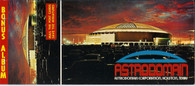 Astrodome (Bonus Album-10 Postcards)
