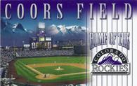 Coors Field (2006 WinCraft)