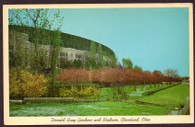 Cleveland Municipal Stadium (K-5, 2DK-1907 border variation)