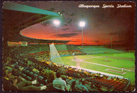 Albuquerque Sports Stadium (53988-C deckle)
