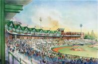 Somerset Ballpark (1999 Inaugural Season Issue 2)