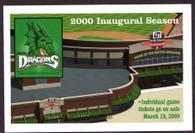 Fifth Third Field (Dayton) (2000 Inaugural Season)