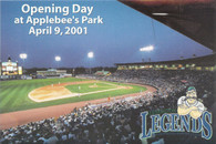 Applebee's Park (Opening Day 2001-Interior)