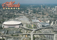 Philips Arena & Georgia Dome (K51946, KA034416)