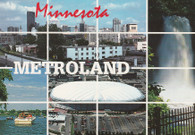Metrodome (80-I, CP12221)