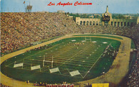 Los Angeles Memorial Coliseum (C12119 (red title))