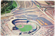 Milwaukee County Stadium (J-132, 53491-B)