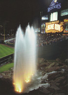 Coors Field (1998 Rockies Issue 6)