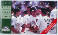 Coors Field (1995 Commemorative Post Card Book)