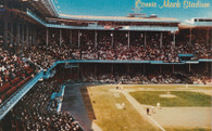 Connie Mack Stadium (PHI-105, C6918 (yellow title) (reproduction))