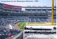 Nationals Park & Griffith Stadium (JUM 2009-01)