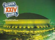 Louisiana Superdome (Super Bowl XXIV Issue 1)