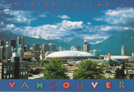 BC Place Stadium & General Motors Place (PC57-VAN155)
