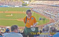 """The Peanut Guy"" at Dodger Stadium (2020-13)"