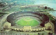 Cleveland Municipal Stadium (K-15, 5C-K1198)