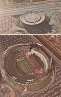 Oakland-Alameda County Coliseum & Oakland Coliseum Arena (38925-C orange title)