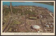 Jacksonville Municipal Stadium, Jacksonville Veterans Memorial Arena and Sam W. Wolfson Baseball Park (J.36, 2DK-1203)