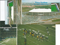 Texas Stadium (2 No# booklet w/mini)