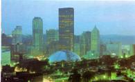 Pittsburgh Civic Arena (CP-158, P82218)