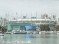BC Place Stadium (Zazzle-Vancouver)