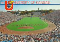 Memorial Stadium (University of Kansas) ((KU-20) CP8400)