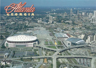 Georgia Dome & Philips Arena