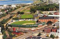 Hadlock Field & Fitzpatrick Stadium (Sea Dogs Issue No# 1)