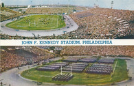 John F. Kennedy Stadium (PHI-103, C9391 (JFK title))