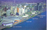 Joe Louis Arena & Cobo Hall (9050, LMP-9050)