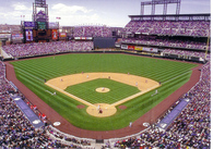Coors Field (1998 Rockies Issue 1)